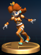 Striker Daisy - Brawl Trophy