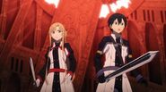 Asuna & Kirito Sword Art Online Ordinal Scale (67)