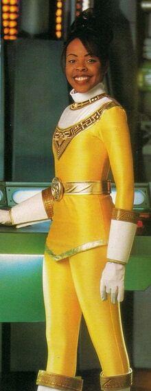 PRZ-Magazine-UK-Character - Tanya the Yellow Ranger - 1997