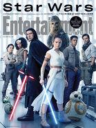 Rise of skywalker cover