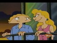 Arnold x Helga as Adult