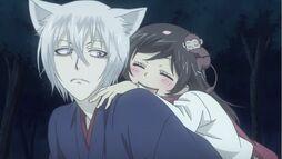 Tomoe and Nanami
