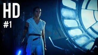 Rey Vs Kylo Ren' The Rise Of Skywalker Clip