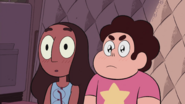 Steven Universe We need to talk Steven Connie Blushing