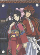 Kenshin & Kaoru Poster (11)
