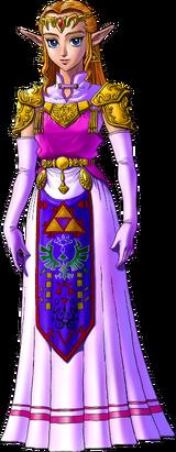 Adult princess zelda, (OoT)