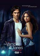 Damon & Elena Poster (3)