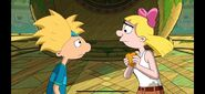 Hey Arnold The Jungle Movie Helga and Arnold 614245624