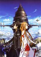 Asuna & Kirito Poster