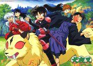 Miroku & Sango Promotional Pic (2)