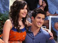 Logan and Camille (Big Time Rush)