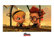 Mr. Peabody and Sherman Sherman and Penny Peterson 8229294
