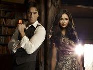 Damon & Elena Poster (4)