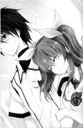 Ikki & Stella Light Novel Volume 4