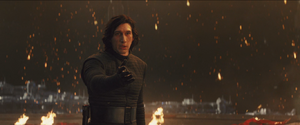 Kylo asks Rey to join him