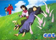 Miroku & Sango Promotional Pic (3)