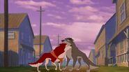 Balto & Jenna - Balto II - Wolf Quest (25)