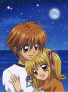 Lucia & Kaito Promotional Pic (13)