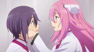 Ayato & Julis Kiss Attempt S1E12