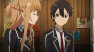 Asuna & Kirito S2E18 (4)