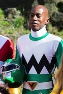 Damon in Super Megaforce