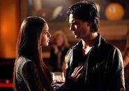 Elena & Damon Promotional Pic (2)