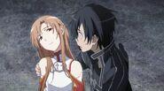 Asuna & Kirito S1E14 (7)