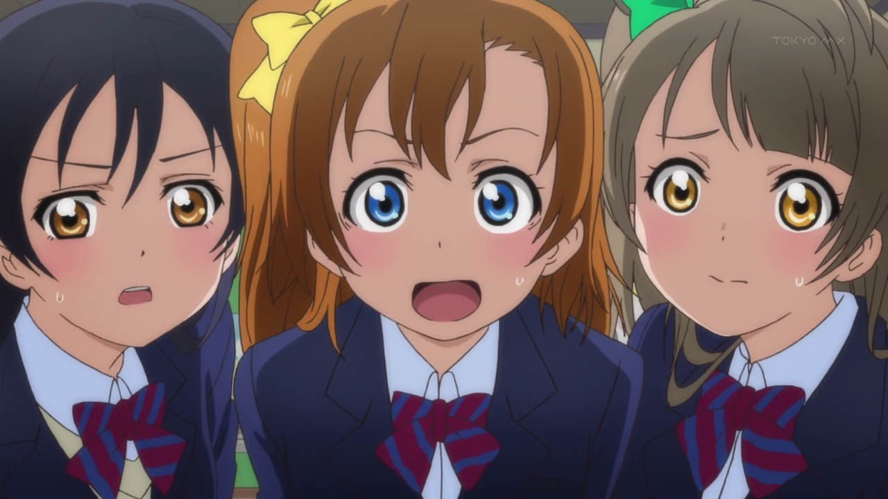 list of love live school idol project episodes love live wiki