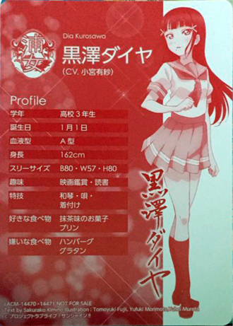 Profile dia