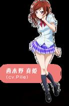 Love Live! infobox - Nishikino Maki