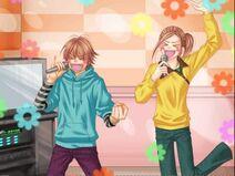 Otani & Risa Game 2