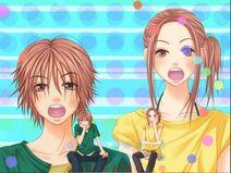 Otani & Risa Game 1