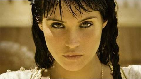 PRINCE OF PERSIA SANDS OF TIME with SEXY PRINCESS TAMINA GEMMA ARTERTON
