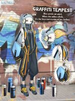 Graffiti Tempest