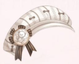 Soufflé Hat