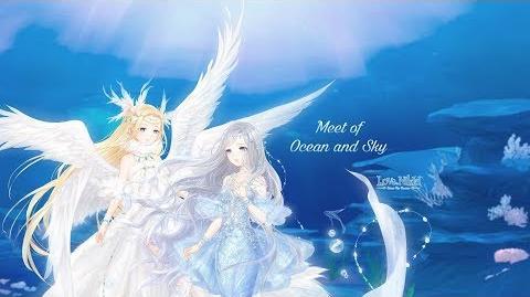 Love Nikki-Dress Up Queen Caelum et Ocean