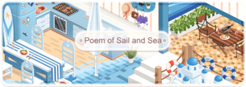 Poem of Sail and Sea