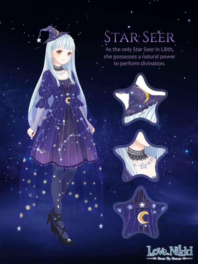 Star Seer Love Nikki Dress Up Queen Wiki Fandom