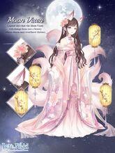 Moon Vixen of Heart