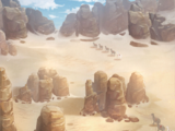Phantom in Desert Map