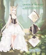 Queen of Deer Elf