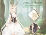 Queen of Deer Elf