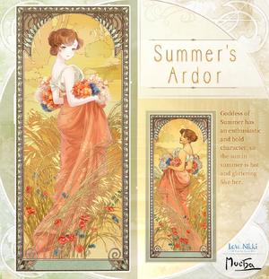 Summer's Ardor