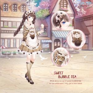 Sweet Bubble Tea