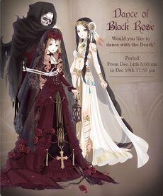 Dance of Black Rose