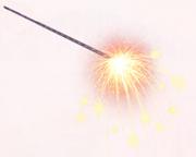 Flickering Meteor