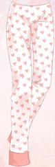 Heart Pajamas-Trousers
