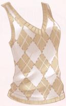 Knit Vest-Brown