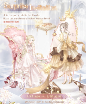 Surprise Invitation