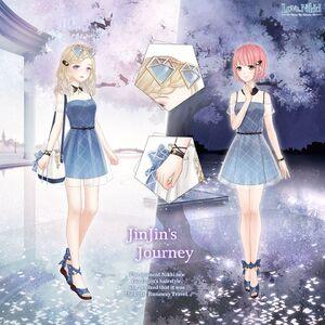 JinJin's Journey